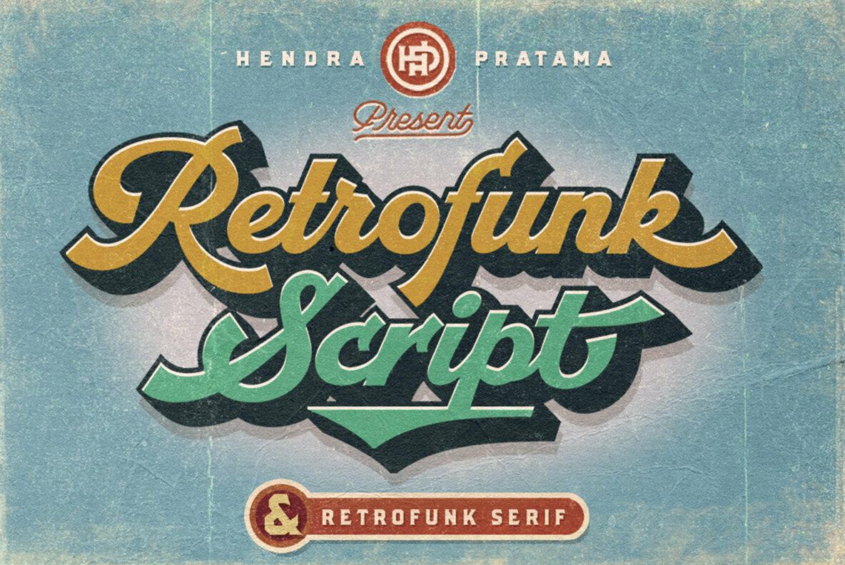 Retrofunk