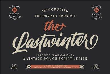 Lastwinter