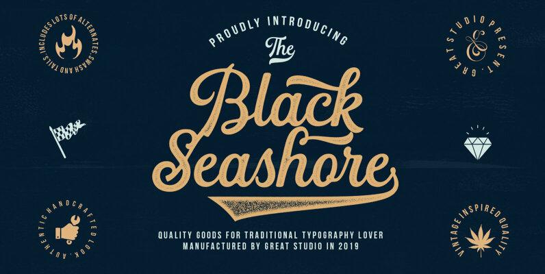 Black Seashore