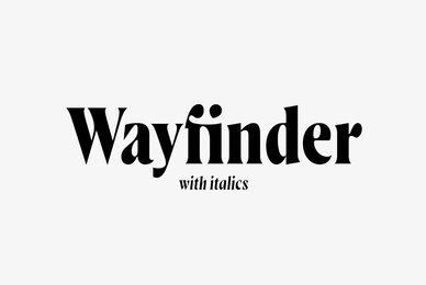 Wayfinder CF