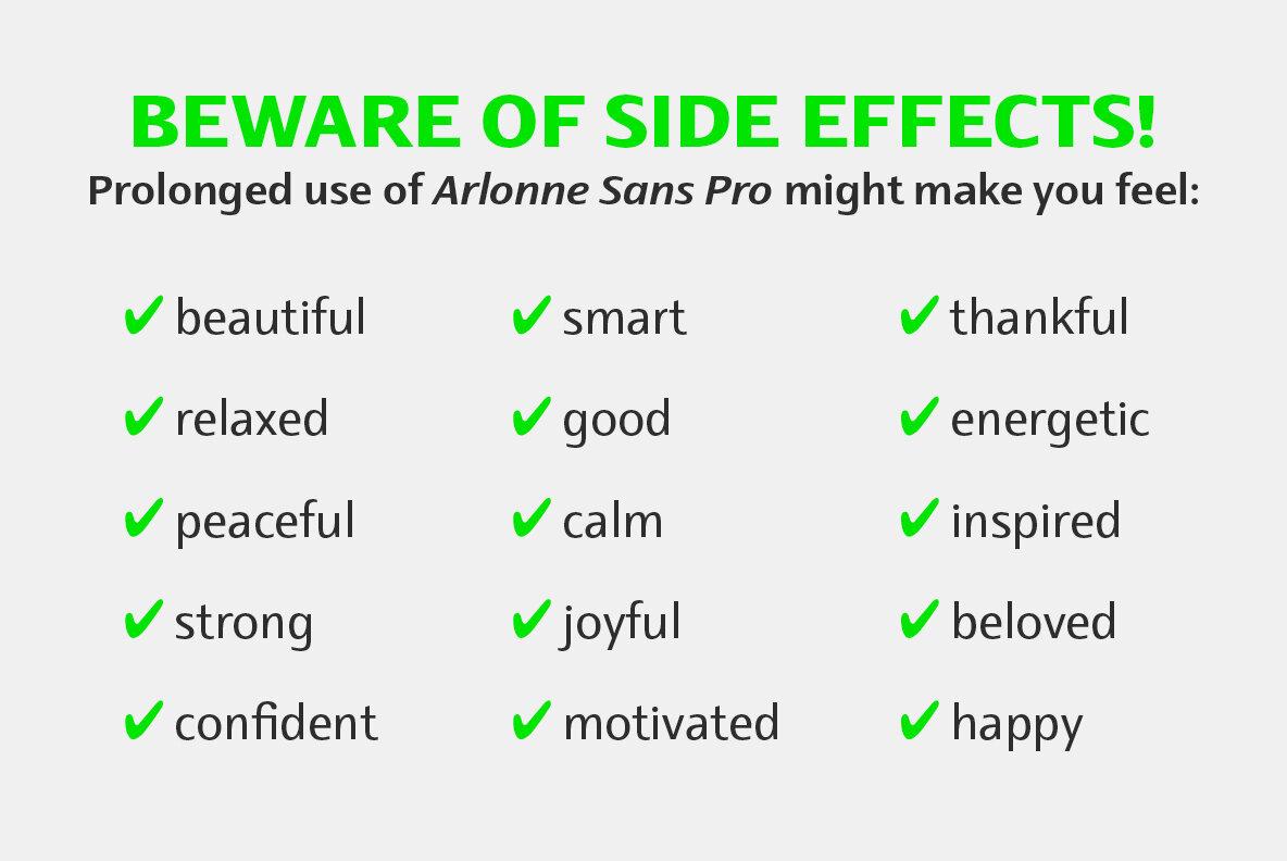 Arlonne Sans Pro