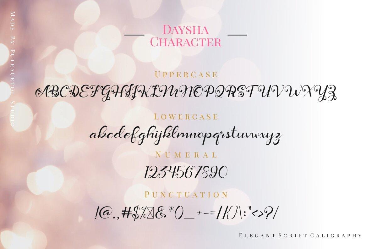 Daysha