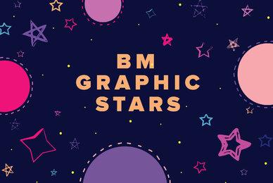 BM Graphic Stars