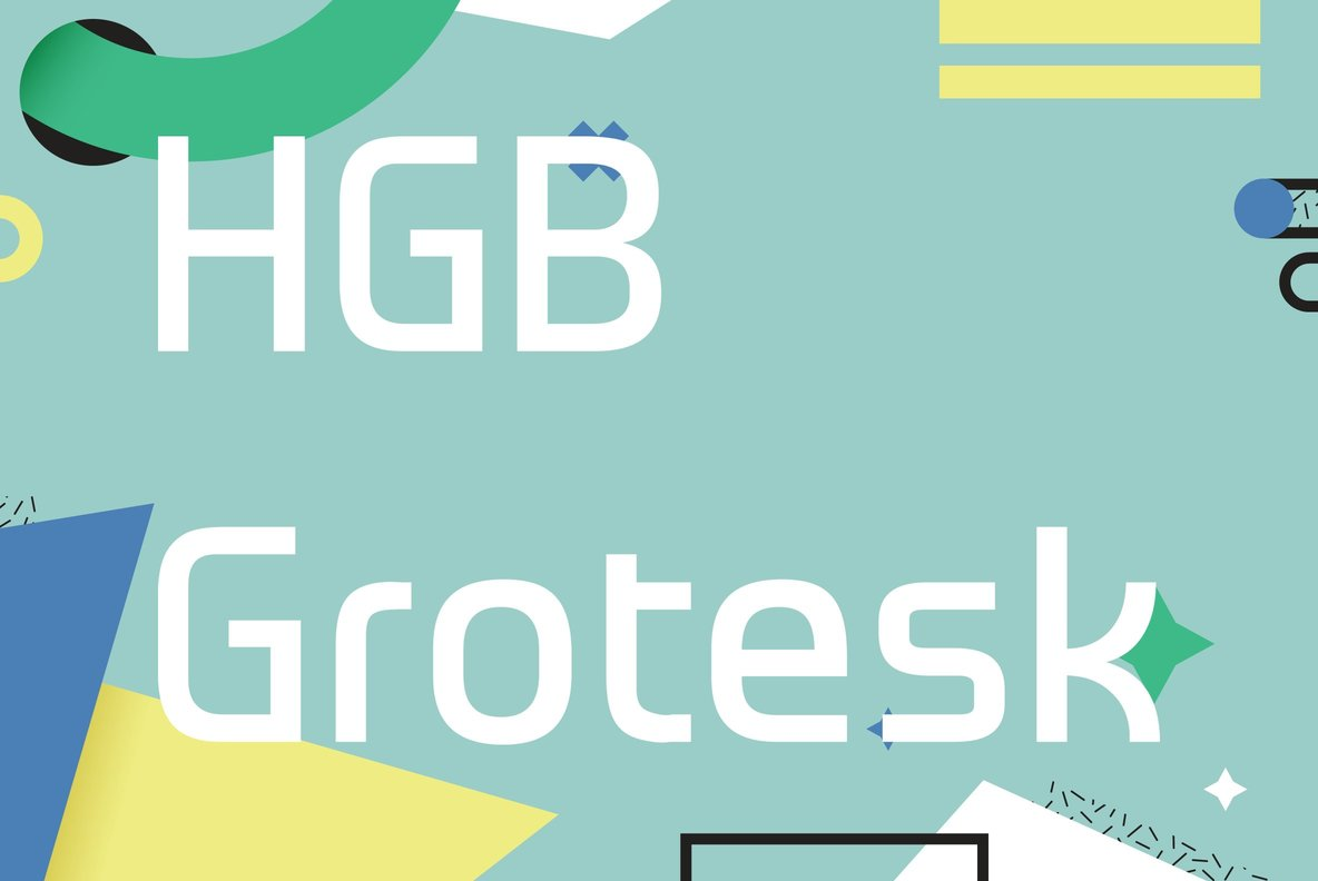 HGB Grotesk