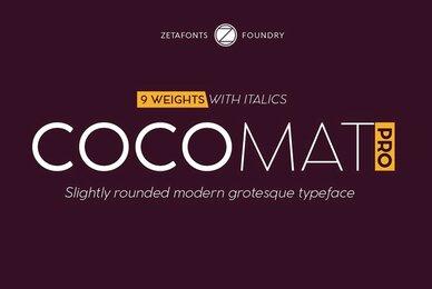 Cocomat Pro