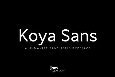 Koya Sans