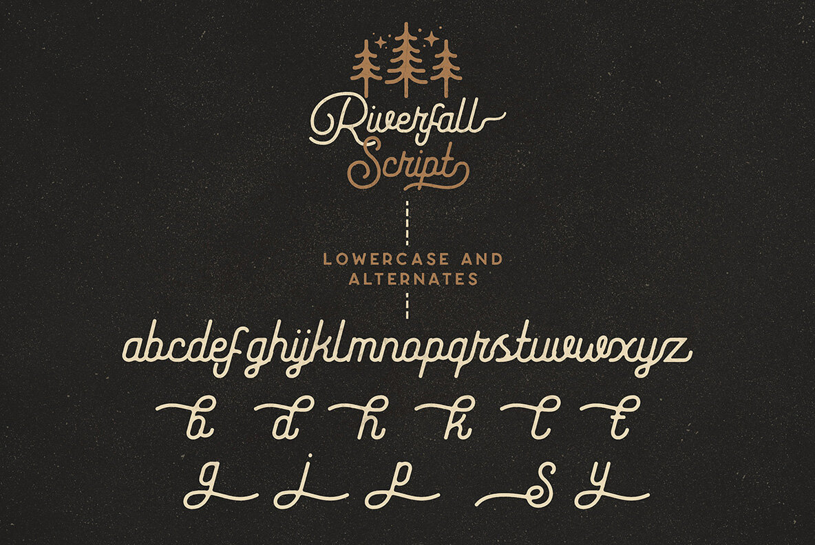 Riverfall Rounded