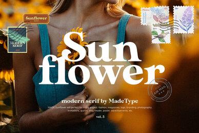 MADE Sunflower