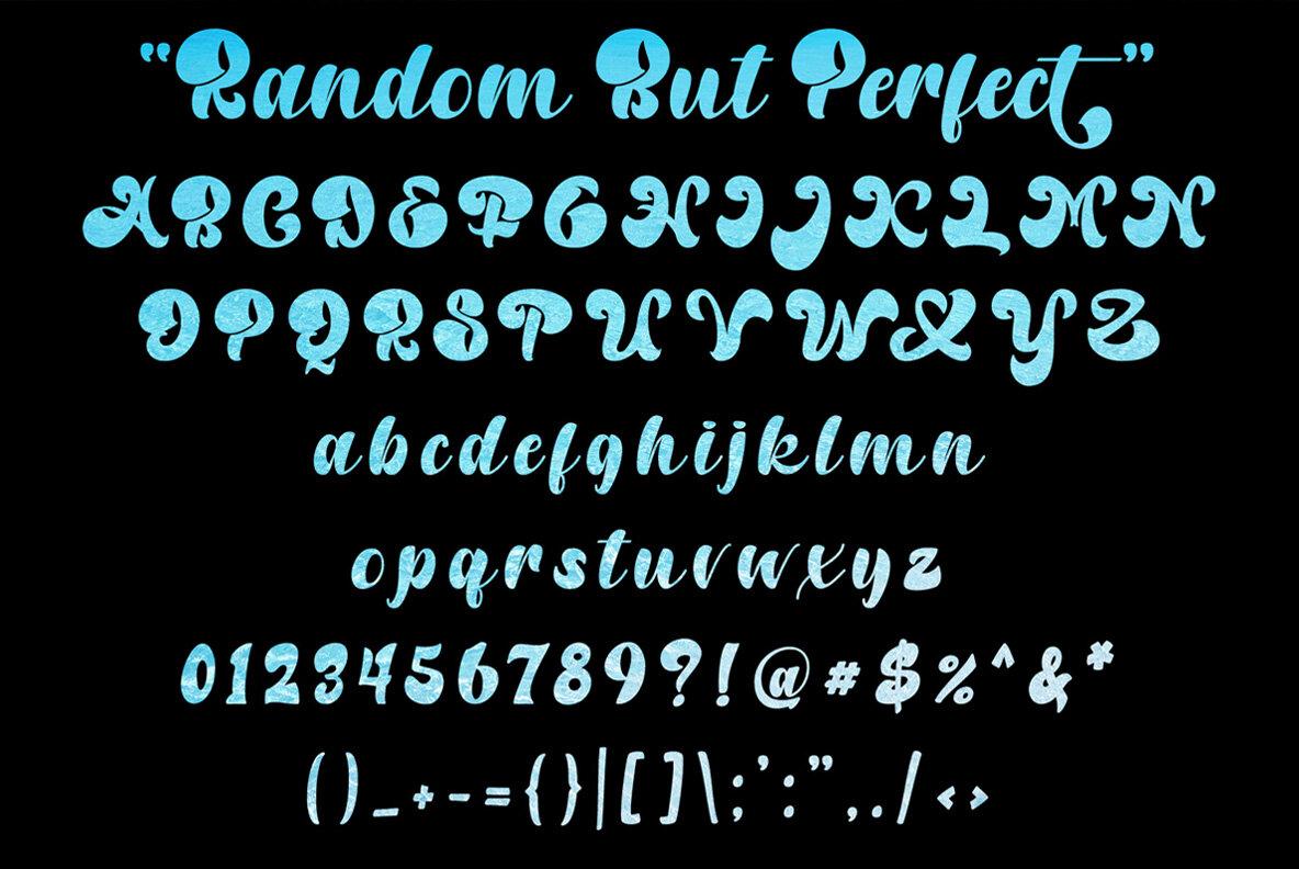 Random But Perfect