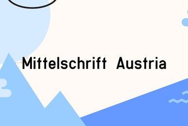 Mittelschrift Austria
