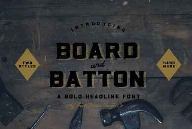 Board and Batton