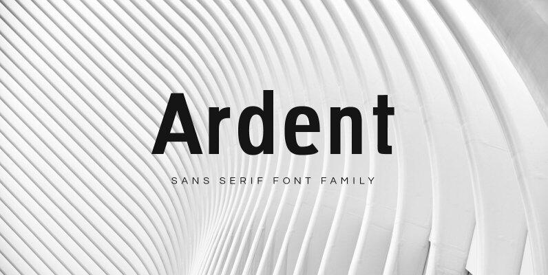 Ardent Sans