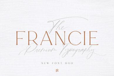 Francie Font Duo