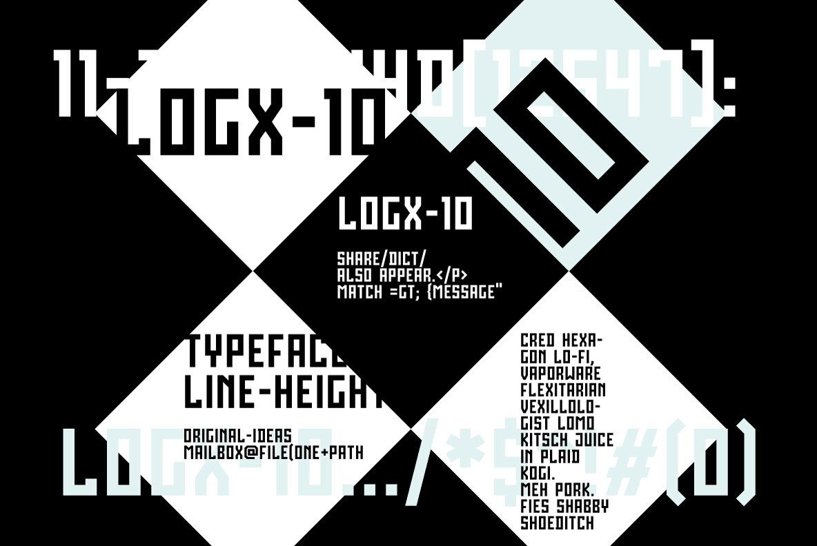 LOGX 10