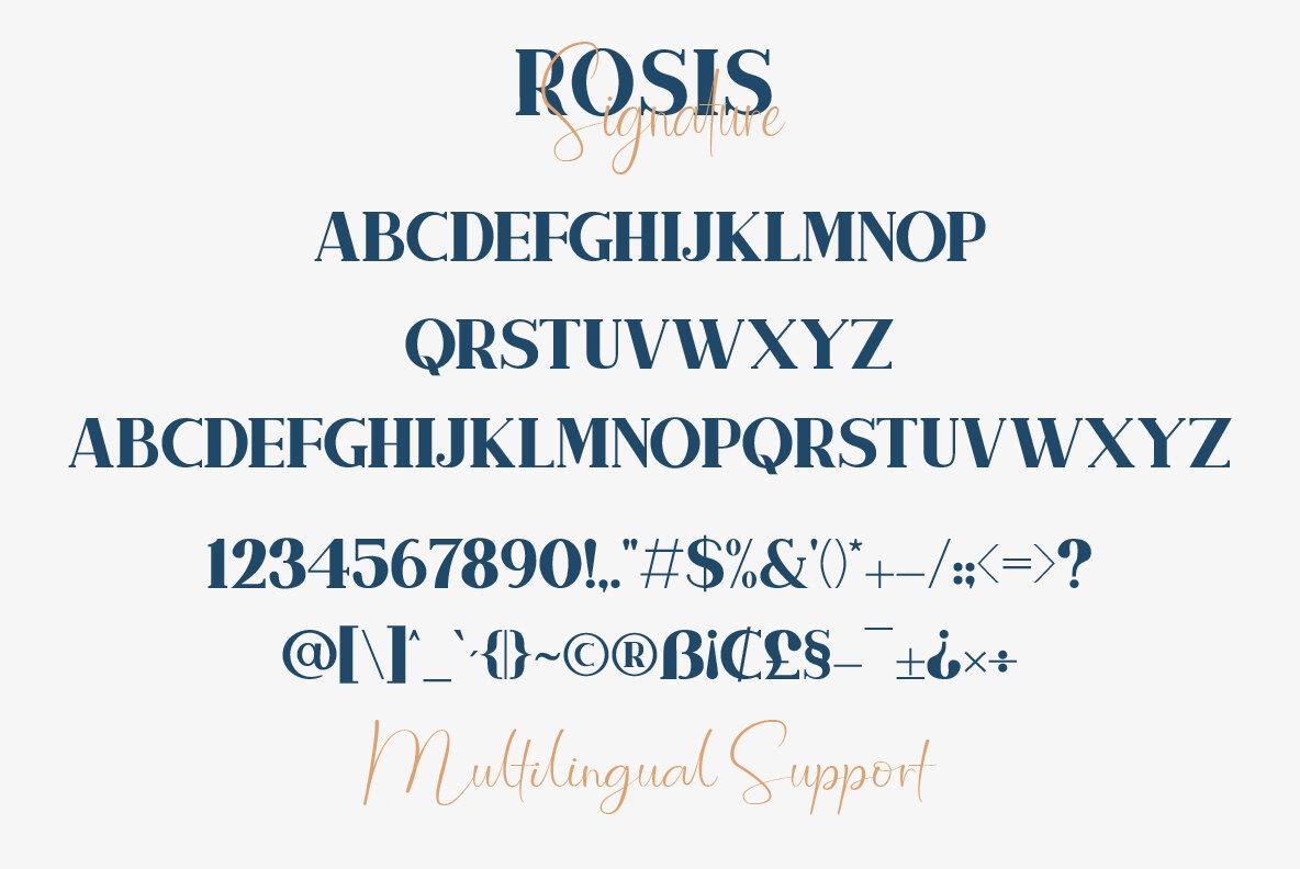 Rosis and Ballroom