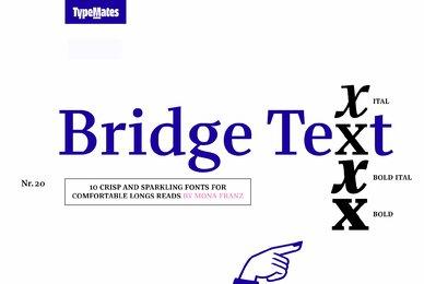 Bridge Text