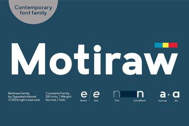 Motiraw