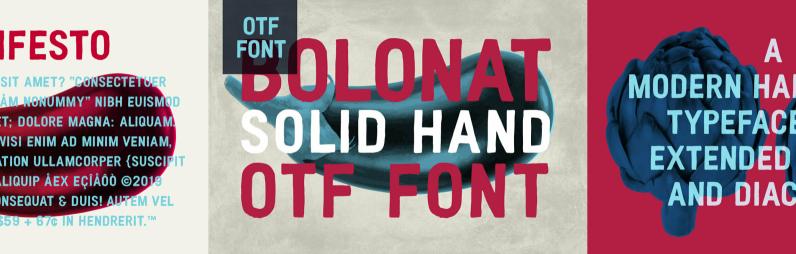 Bolonat Hand