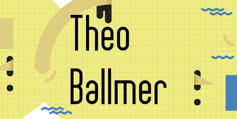 Theo Ballmer