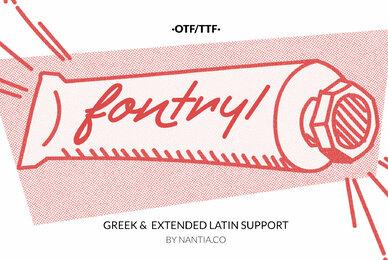 Fontryl