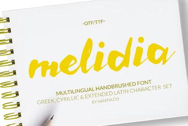 Melidia