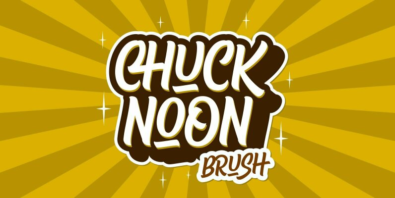 Chuck Noon Brush