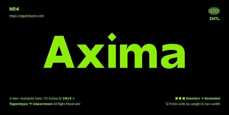 TG Axima