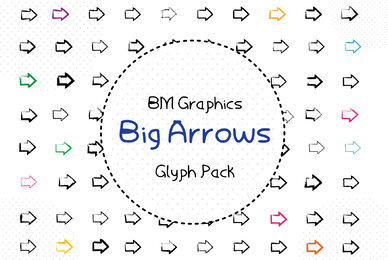 BM Graphics   Big Arrows