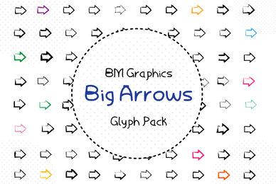 BM Graphics   Big Arrows