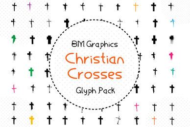 BM Graphics   Christian Cross