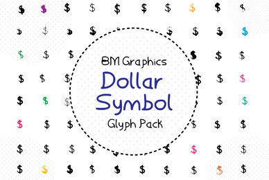 BM Graphics   Dollar Symbol