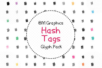 BM Graphics   Hash Tags