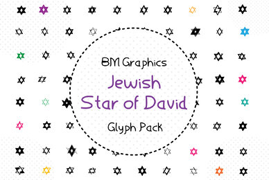 BM Graphics   Star of David