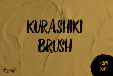 Kurashiki Brush   SVG