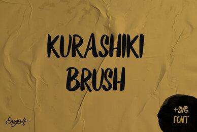 Kurashiki Brush   SVG