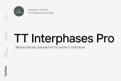 TT Interphases