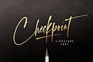 Checkpoint Signature