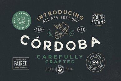 Cordoba Font Duo