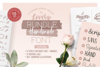 Olive   Hand Lettering Tool Kit