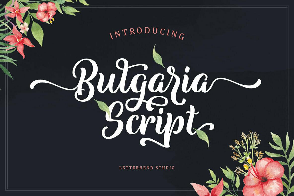 Bulgaria Script