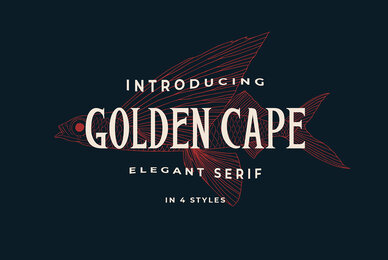 Golden Cape