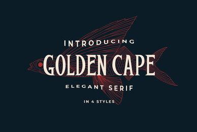 Golden Cape