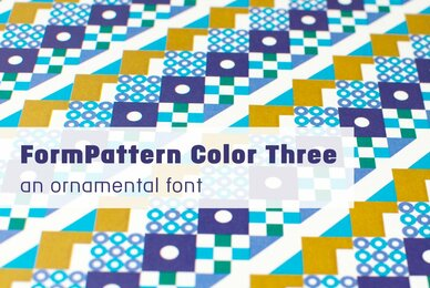 FormPattern Color Three