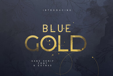 Blue Gold and Extras