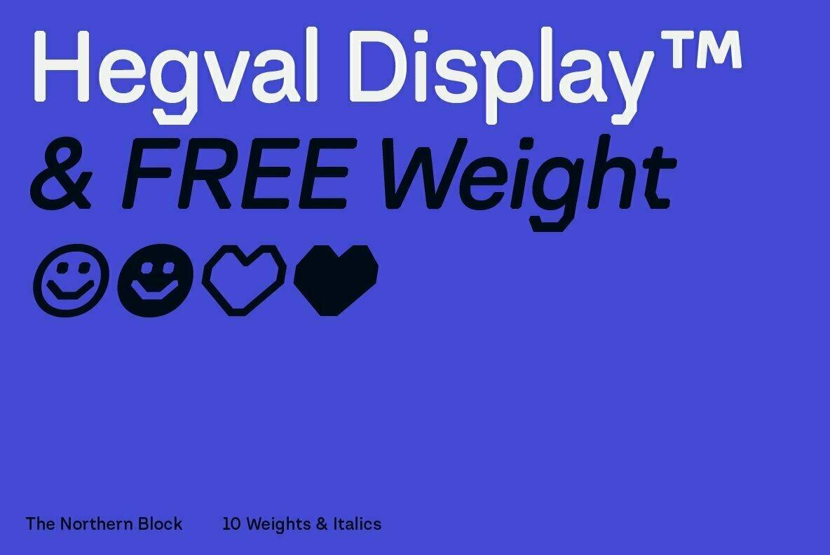 Hegval Display