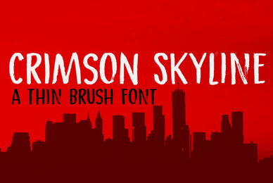 Crimson Skyline