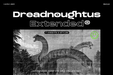 Dreadnoughtus Extended