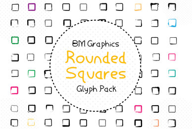 BM Graphics   Rounded Squares