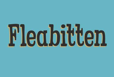 Fleabitten