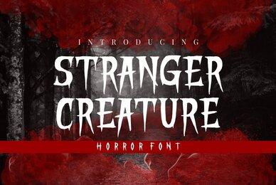 Stranger Creature